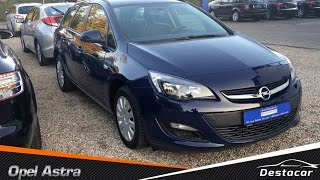 С Осмотра Opel Astra За 7.350 Евро Нетто