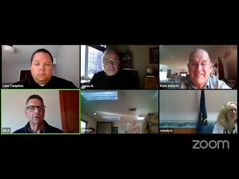 McKenzie School District - Regular Board Meeting - 8/19/2020