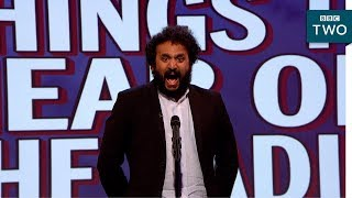 Unlikely things to hear on the radio - Mock the Week: 2017 - BBC Two
