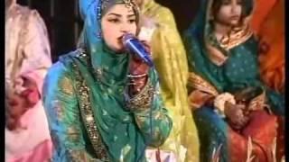 Ya Nabi Hum Gunahgaron Ko naat Khawan, Hooria Faheem by KaMrAn,S.flv