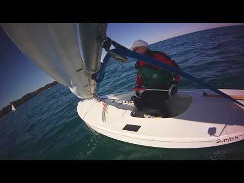 Rigging A Sunfish Sailboat Part 2 Rev1