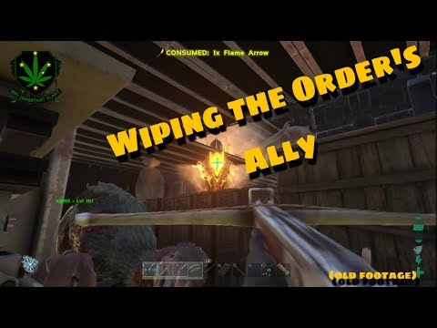 Wiping Order's ally