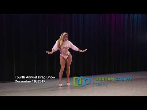 Third Annual Drag Show