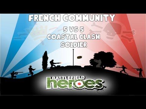 [BFH] 5 VS 5 - French Community War (bonus: sexy voices)