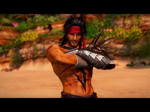 Dissidia Final Fantasy NT Jecht Reveal Trailer (Japanese)
