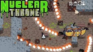Nuclear Throne GREAT Gameplay Difficulty 15 with Y.V (Young Venus) HD
