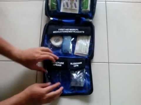 Pureland First Aid Kit- For First Aid Store