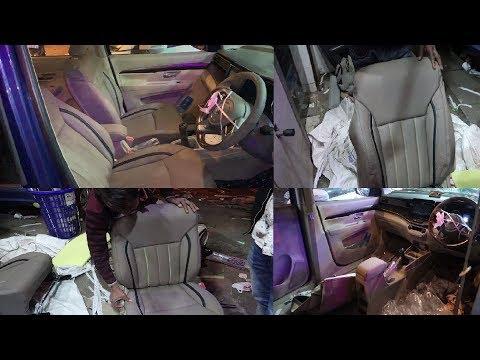 New Maruti Ertiga Seat Covers | Maruti Ertiga  Bucket Seat Covers | Cheapest Seat Covers