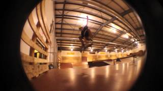 10 Tricks with Andrew Lowe at Muncie Indiana Skatepark