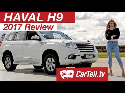 Haval H9 2016 2017 фото, цена, характеристики Хавал