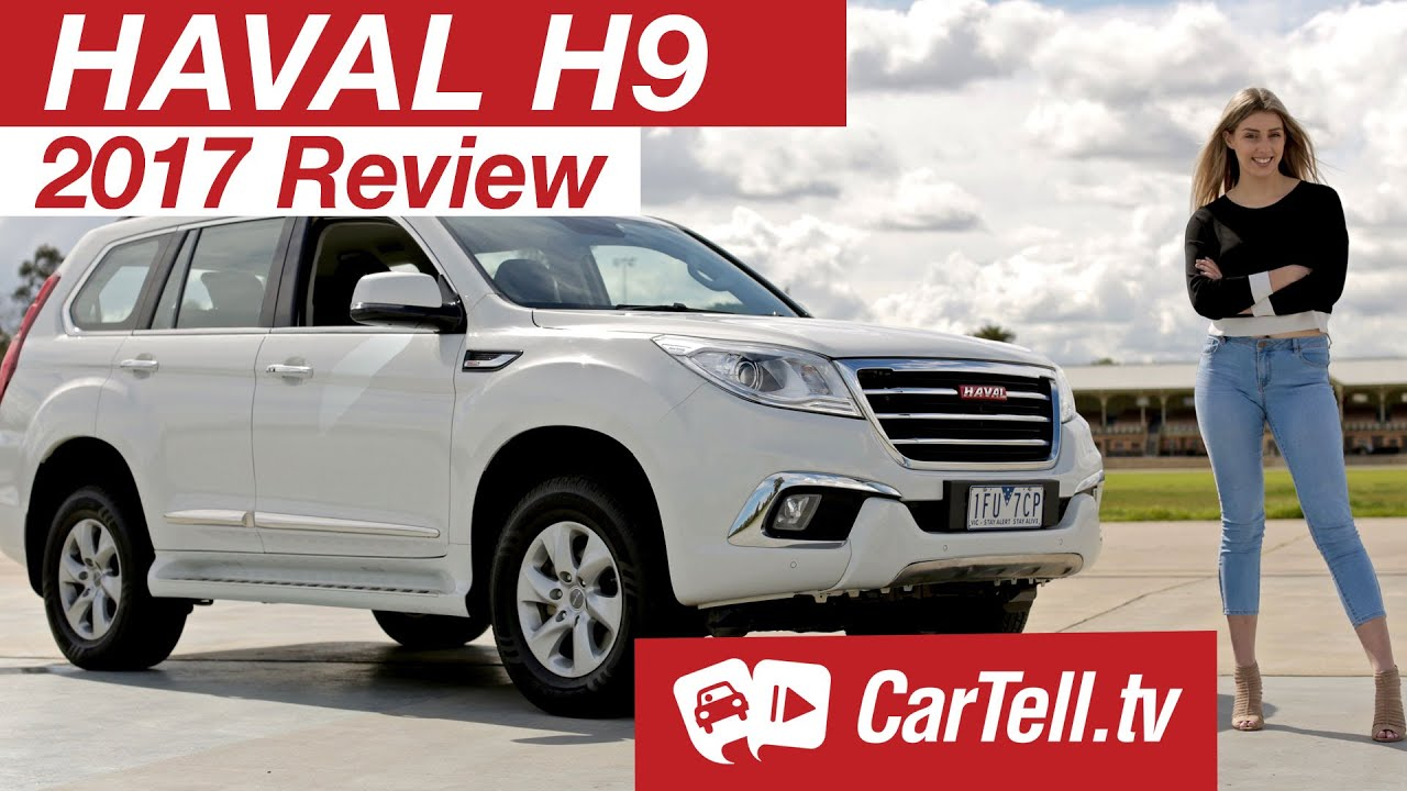 Haval H9 2017 - Review - YouTube