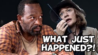 Fear TWD Season 5 Finale Major Death Cliffhanger amp Season Review