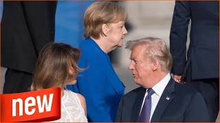 Tiraden bei Nato-Gipfel: Warum schießt sich Trump ausgerechnet auf Deutschland ein? - Video