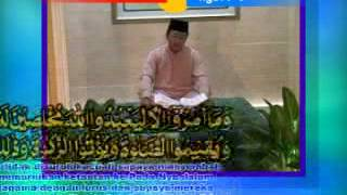 Surah Al Bayyinah by H Muammar ZA ( Official Video )