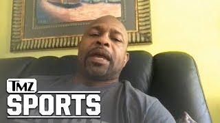 Roy Jones Jr. Says Amir Khan Should Apologize For Quitting | TMZ Sports