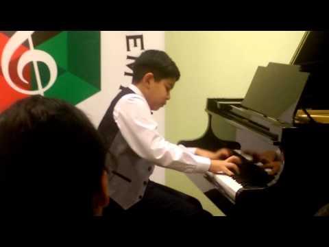 Chopin Walts Op.64 n.2 by Yamen Haddad