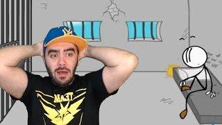 HAPİSDEN KAÇMA OYUNU YENİ SERI! | ESCAPING THE PRISON