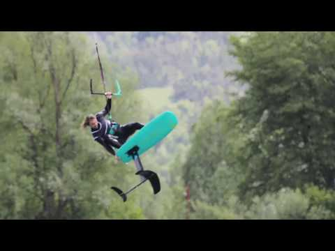 2018 Airush France Demo Tour: Outdoor Mix - French Alps