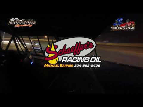 #50 Floyd Turner - Crate - 9-22-17 Crossville Speedway - In Car Camera