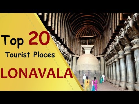 """LONAVALA"" Top 20 Tourist Places | Lonavala Tourism"
