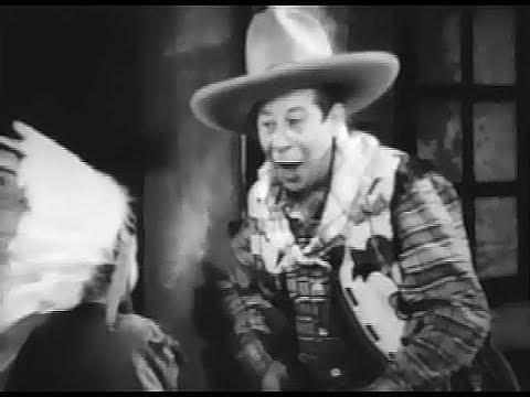 Bert Lahr  No More West 1934