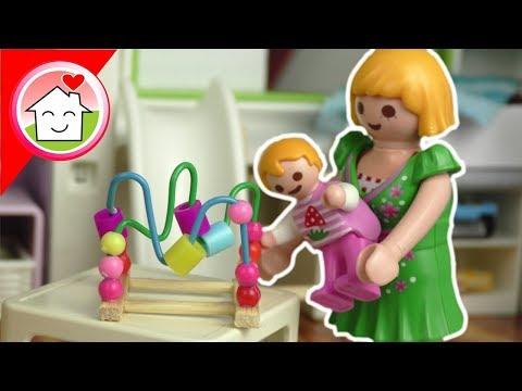 Playmobil Neues Spielzeug für Mia - Pimp my PLAYMOBIL Familie Hauser DIY für Kinder