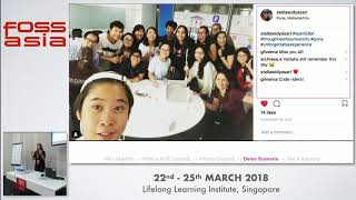 Getting started with nodeJS + graphQL - Stella Widyasari - FOSSASIA 2018