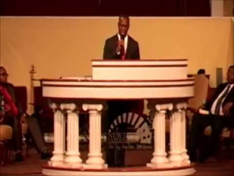 A Desperate Touch - Pastor Earl Brown