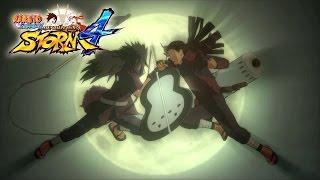 Naruto Shippuden Ultimate Ninja Storm 4 English Dub Demo Gameplay (DOWNLOAD NOW PSN - Xbox Store)