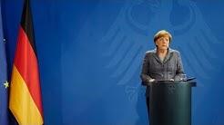 Böhmermann: Erklärung von Angela Merkel zur Strafverfolgung im Wortlaut