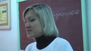 Пгт Октябрьское  Школа №1 Классный час 11 класс. 2011г..mpg