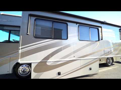 2008-fleetwood-excursion-39r-a-class-diesel-pusher-from-porter's-rv-sales
