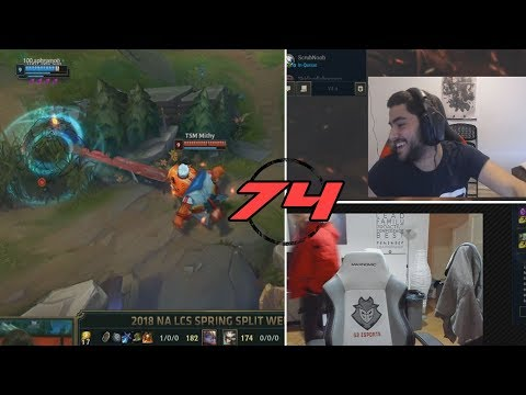 LoL| LICK IN THE BUSH XD!!! MOE AND FAN MESSAGE!! JANKOS SEX NOISES XD!! -Twitch Highlights #74