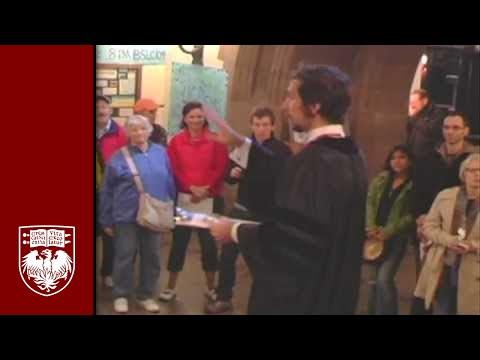 Hidden History of the University of Chicago: Harper