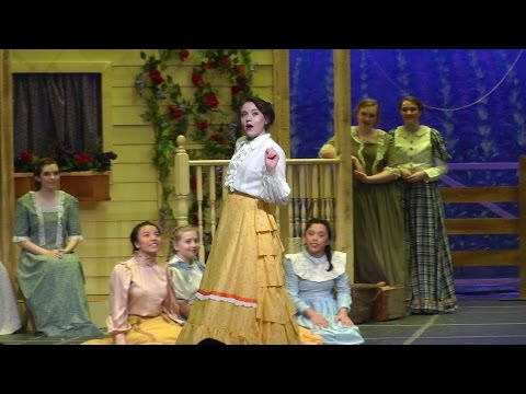 Many A New Day - Oklahoma! Nicole Daniels Music as Laurey.