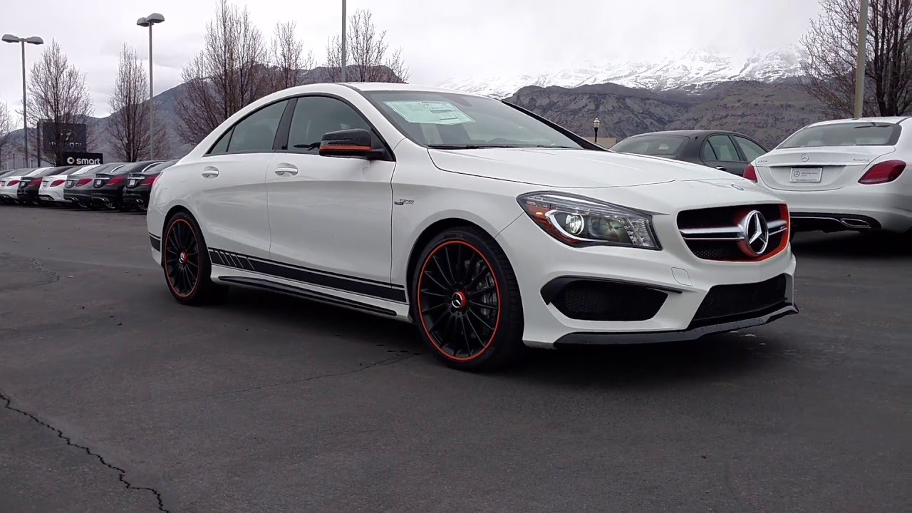 Mercedes benz 2016 cla45 amg 375hp 4cyl youtube for 2016 mercedes benz cla45 amg