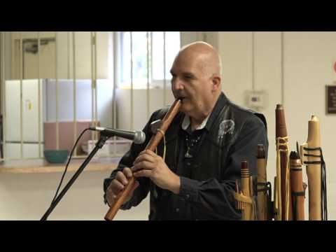 """Bay Co. Division on Aging - """"Healing the World One Flute at a Time"""" w/ John Sarantos (Oct. 20, 2016)"""