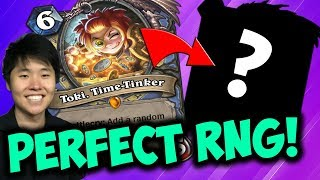 TOKI, TIME-TINKER GETS THE PERFECT LEGENDARY! | BIG MAGE | THE WITCHWOOD | DISGUISED TOAST