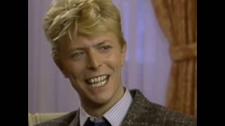 Punishing Questions: Bowie on MTV's lack of diversity (1983)