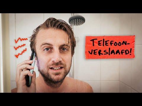 Ik maak me een béétje zorgen... | VERSLAAFD aan m'n TELEFOON #1