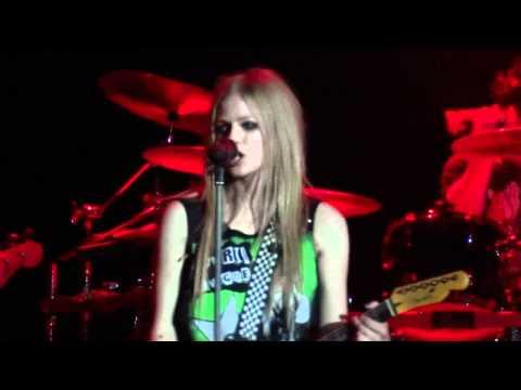 Avril Lavigne - Live in St. Petersburg (Russia) 05/09/2011
