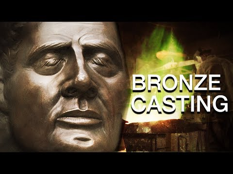 Bronze Casting Process I A Modern Take On Rodin's Work