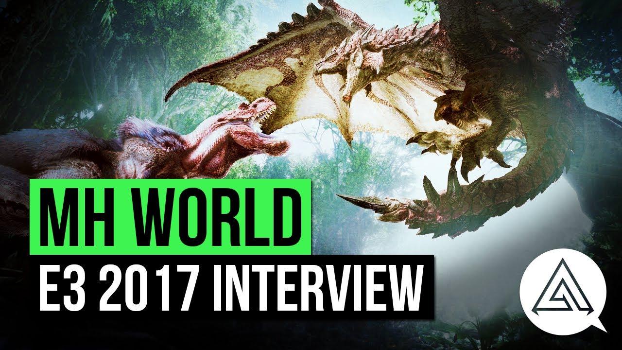 Is Monster Hunter World Cross Platform?   Shacknews