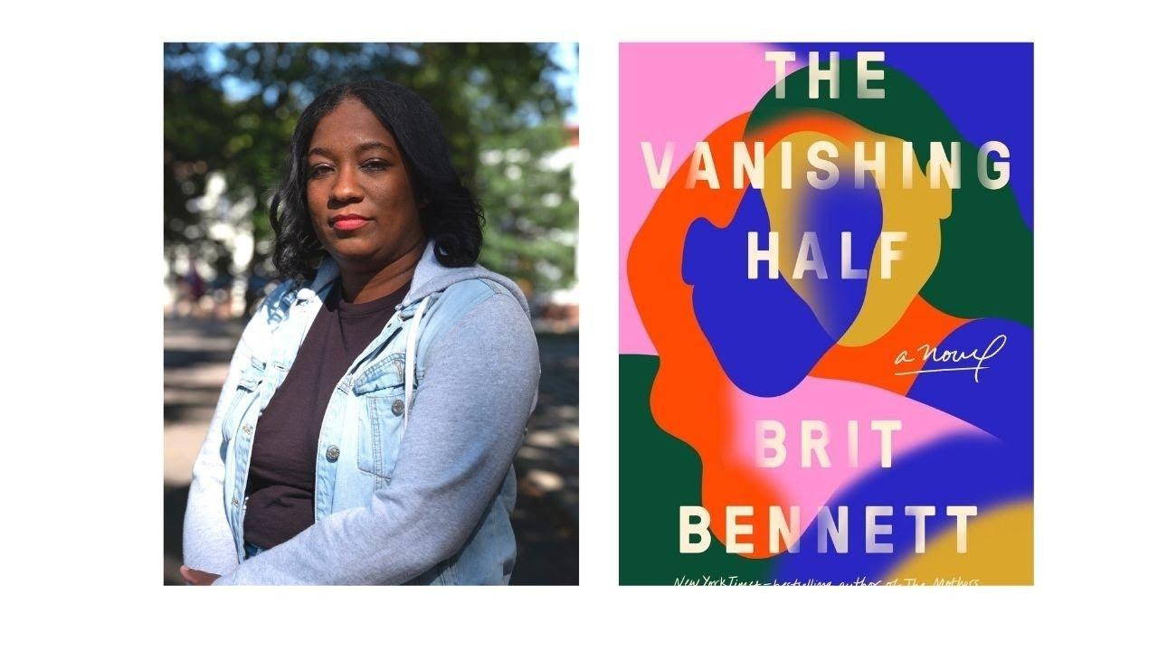 Image for Author Talk: The Vanishing Half with Brit Bennett webinar