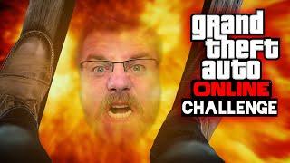 D-D-D-Death Run! 🎮 GTA Grand Theft Auto Online #211