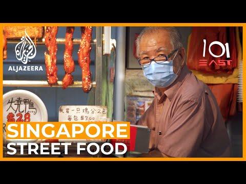 Singapore's Street Food: Surviving COVID-19 | 101 East thumbnail