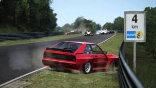 And this is why I love Assetto Corsa Online