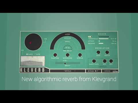 Kleverb – Algorithmic Reverb