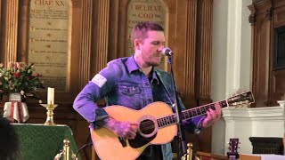 Gambar cover Brian Fallon - My Name Is The Night (Color Me Black) - St George's Church, Brighton. 23.02.2019.