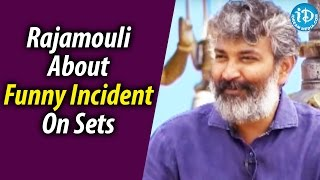 Rajamouli About Funny Incident On Sets | Baahubali Shivarathri Special Interview